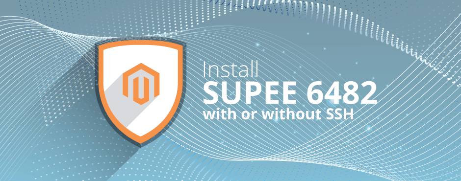 How to Install Magento SUPEE 6482 with or without SSH