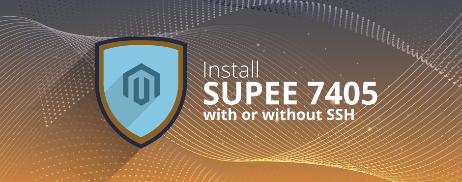 How to Install Magento SUPEE 7405 with or without SSH
