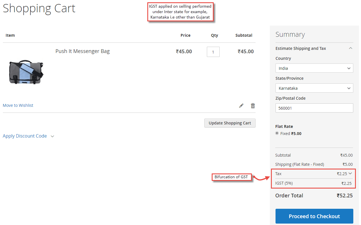 How To Apply Indian Gst In Magento 2