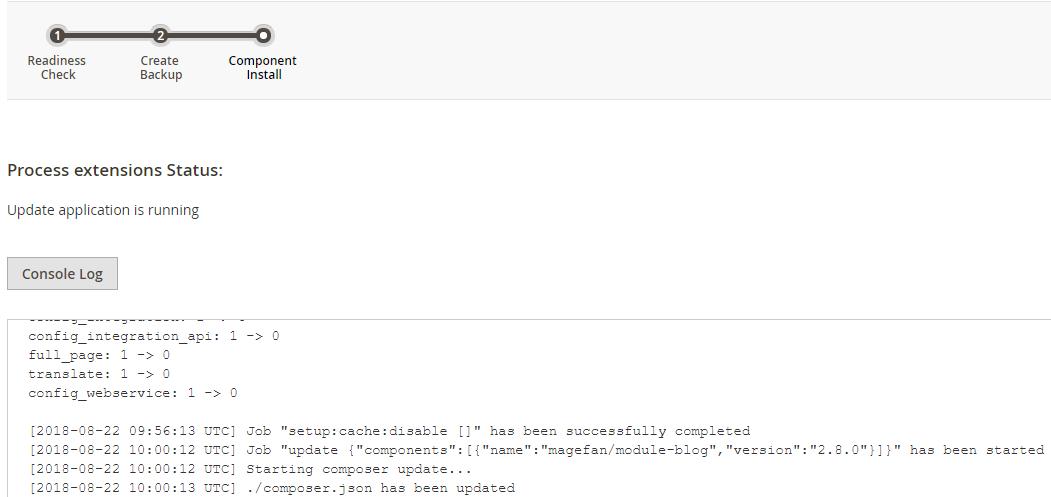 9_Installation-Status