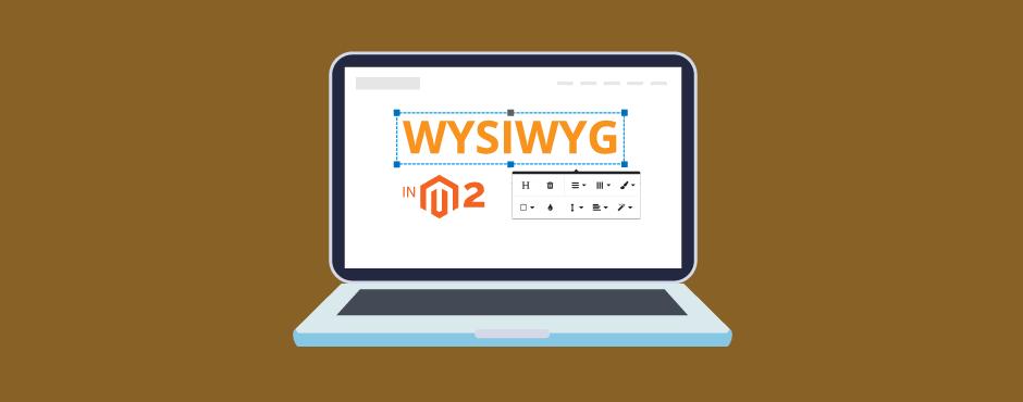 How to Add WYSIWYG Editor in Magento 2 Admin Form