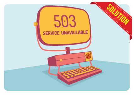 Solved Magento 2 Service Temporarily Unavailable Error 503