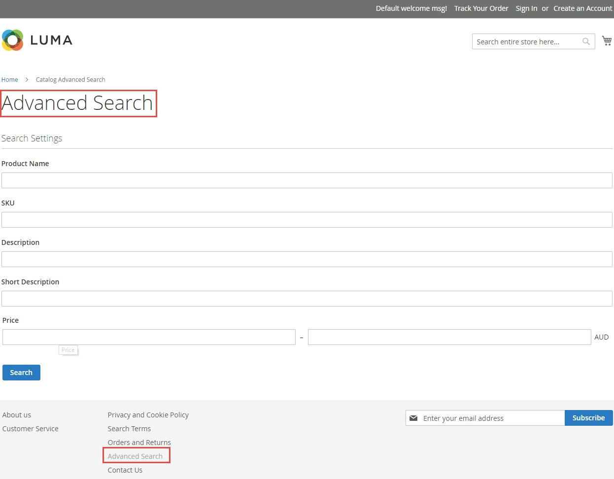 2_Advanced Search