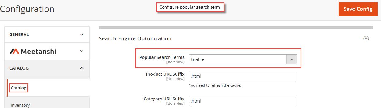 6_Configure popular search term