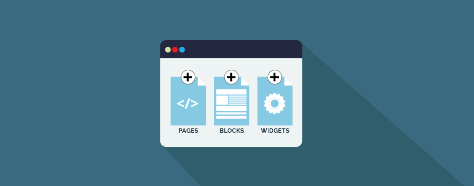 How to Create New Pages, Blocks, and Widgets Using Magento 2 CMS