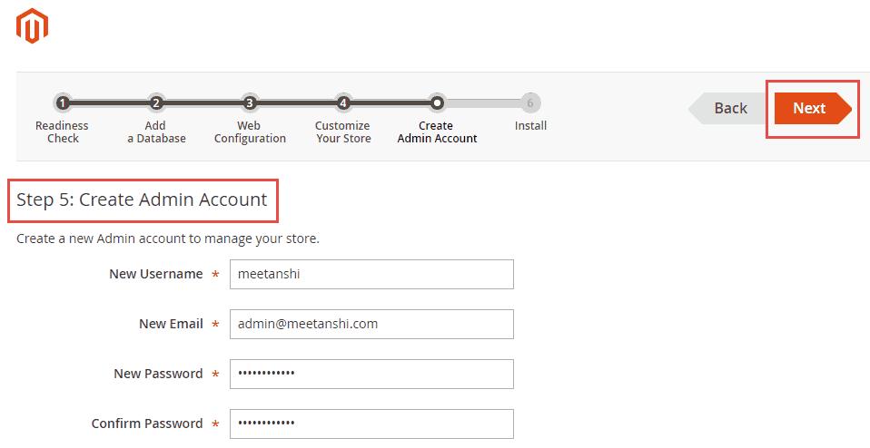 14_create admin acount