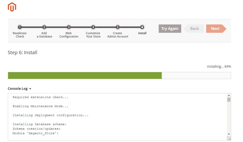 16_install process