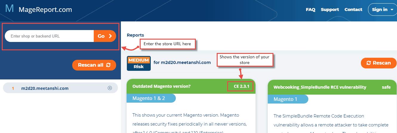 5_MageReport-online-tool