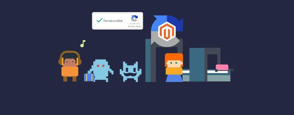 How to Add Google reCAPTCHA to Magento