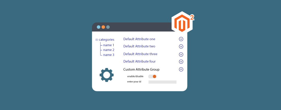 How to Add Category Attribute to Custom Attribute Group in Magento 2