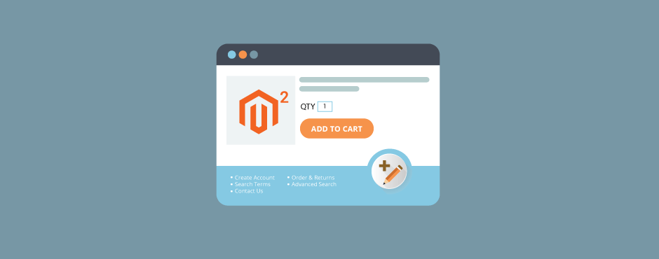 How to Add and edit Footer Links in Magento 2