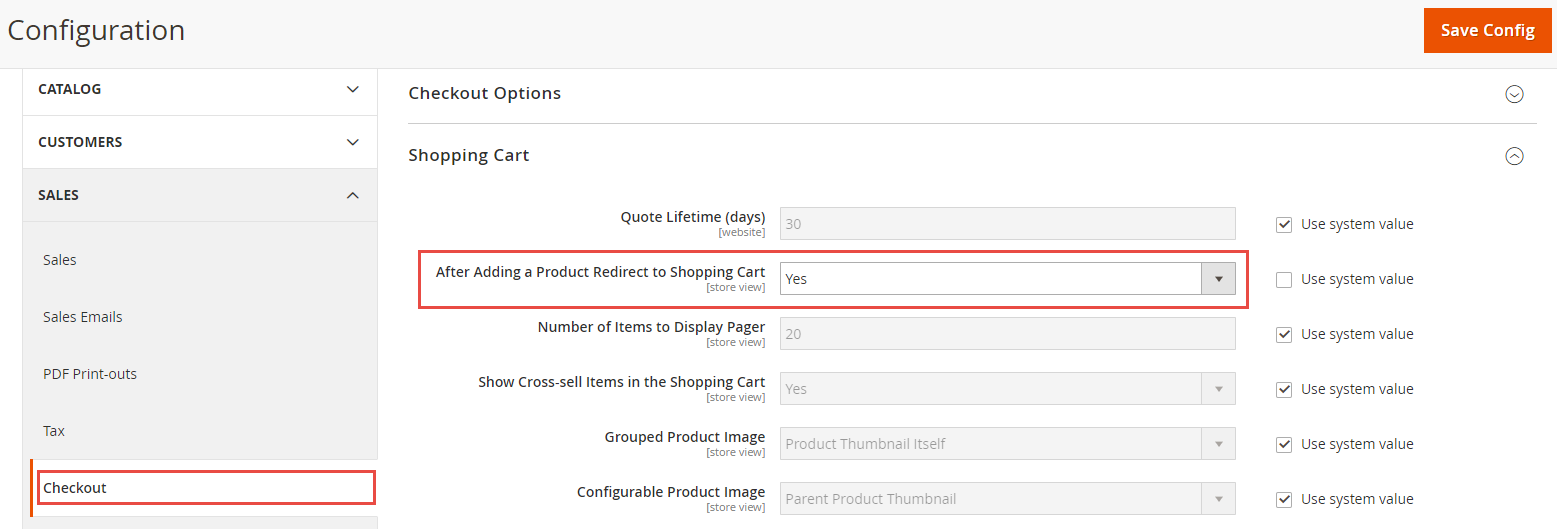 Magento 2 Redirect directly to checkout