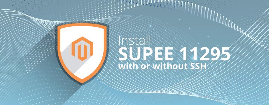 Install Magento SUPEE 11295