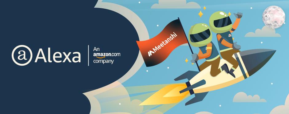 Meetanshi among Top 5 Alexa Globally Ranked Magento Extension Vendors