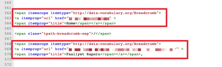 data-vocabulary org markup will no longer be eligible for Google rich result features