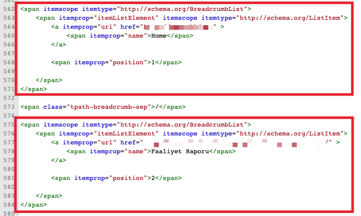fixed solved data-vocabulary.org schema deprecated error