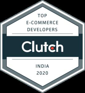 Clutch badge for Meetanshi