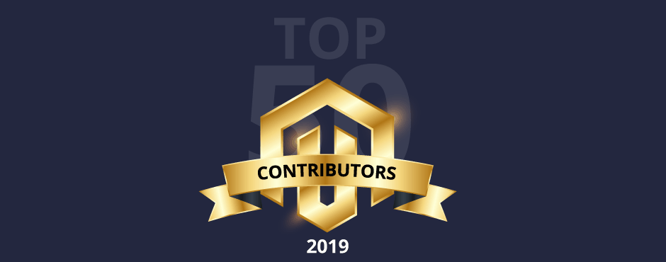Toast To The Top 50 Contributors Of Magento Community Of 2019!