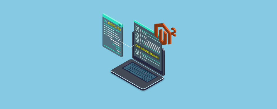 How To Call Phtml File In CMS Static Block In Magento 2 by Meetanshi