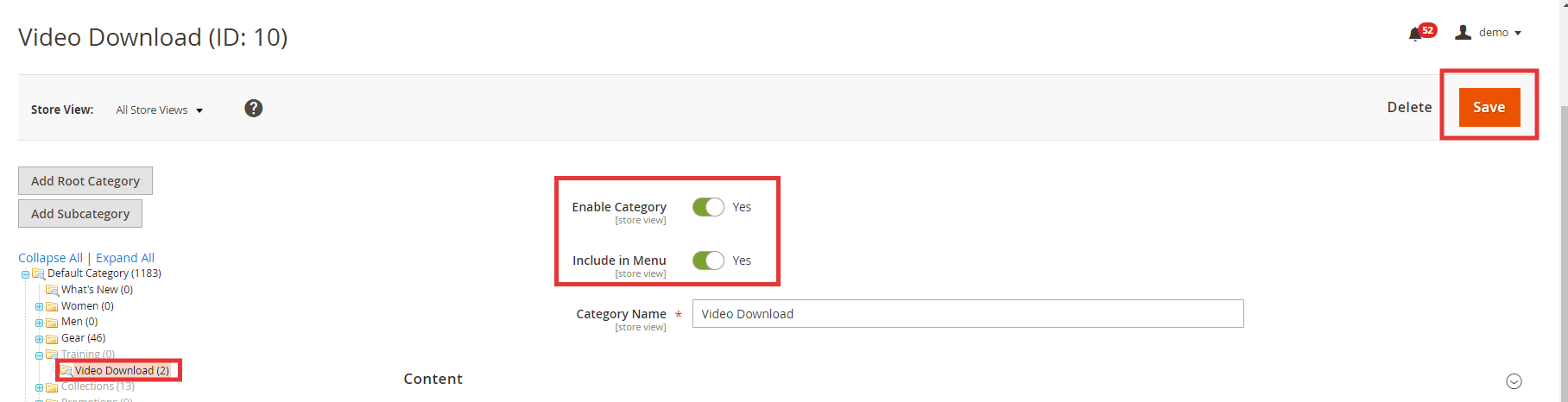 How to Hide Categories in Magento 2 4