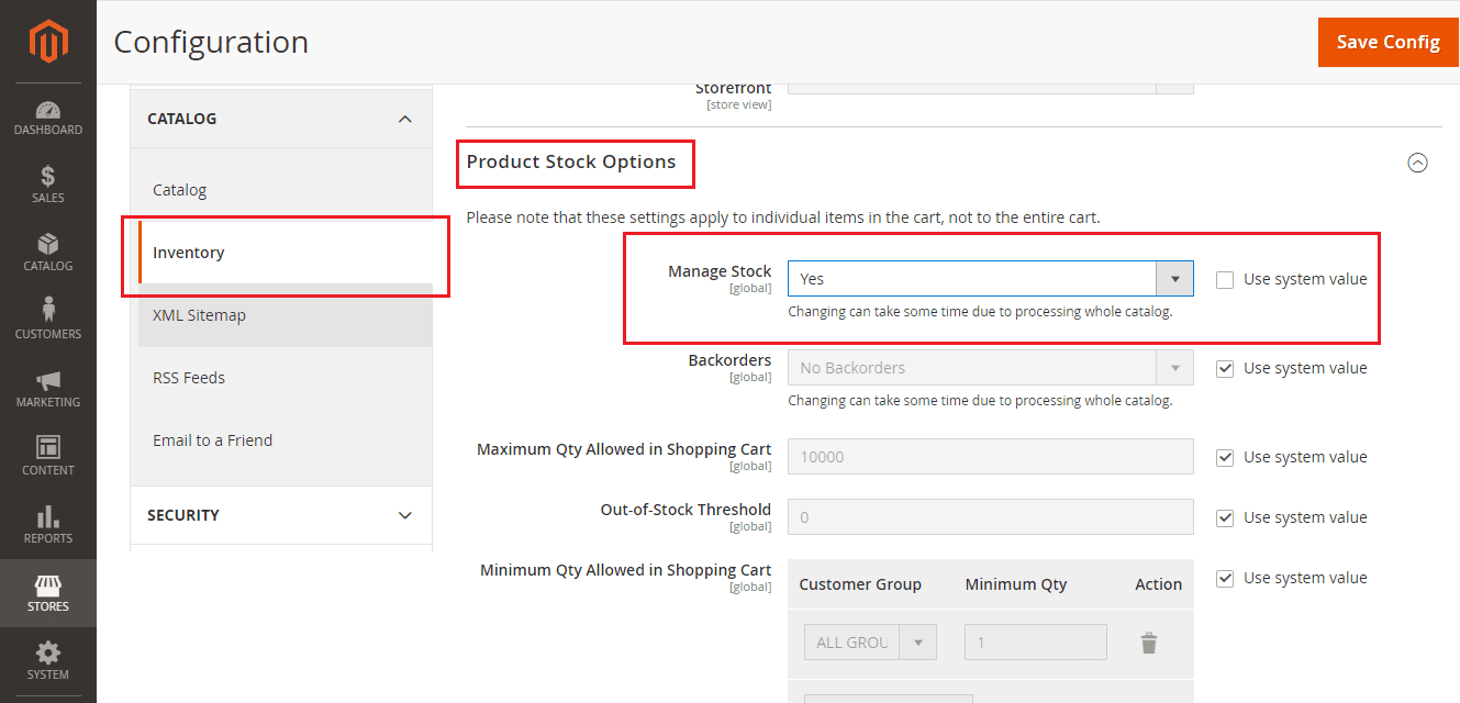 How to Display Stock Availability Message on Product  Page in Magento 2 1