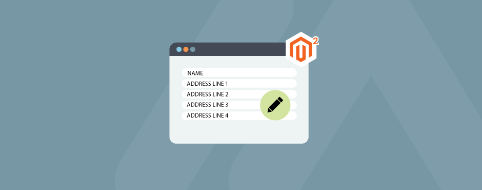 How to Change Number of Lines in Street Address in Magento 2