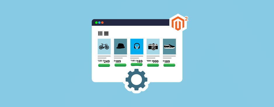 How to Configure Magento 2 Product Listing