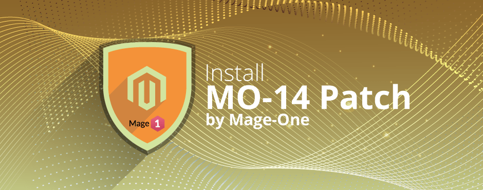How to Install MO-14 Patch by Mage-One in Magento