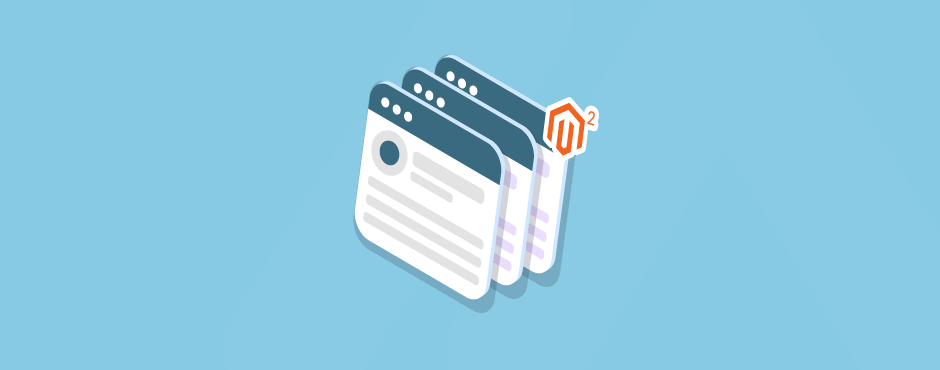 How to Set Default Pages in Magento 2