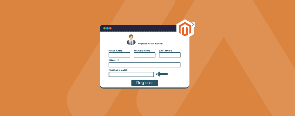 How to Enable Company Name in Customer Account in Magento 2