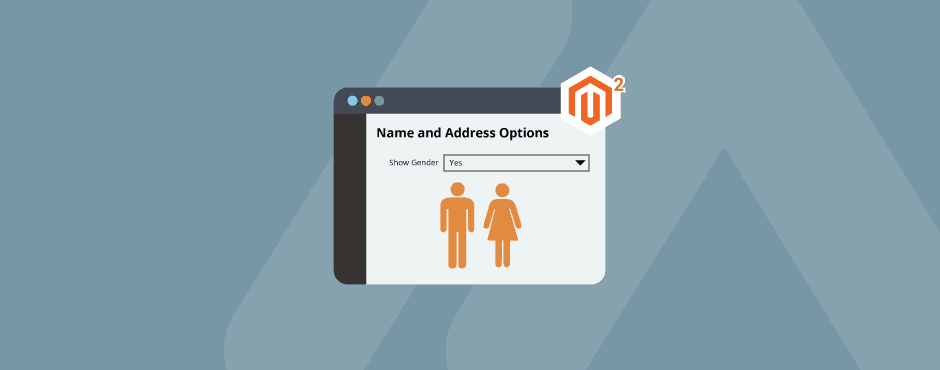 How to Show Gender in Customer Accounts in Magento 2