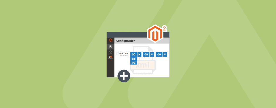How to Add Time Control in Admin Configuration Using System.xml File in Magento 2