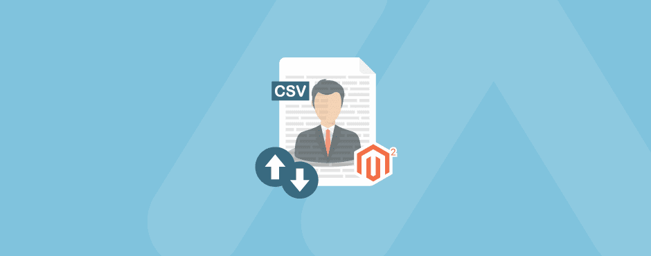 import and export customer in Magento 2