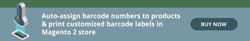 Magento 2 Barcode Generator