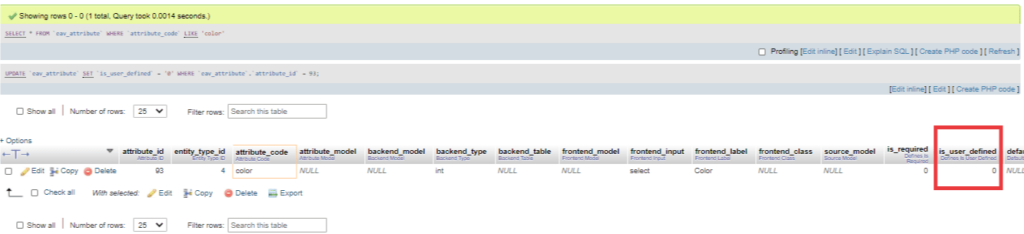 "Remove ""Delete Attribute"" Option from Product Attribute in Magento 2"
