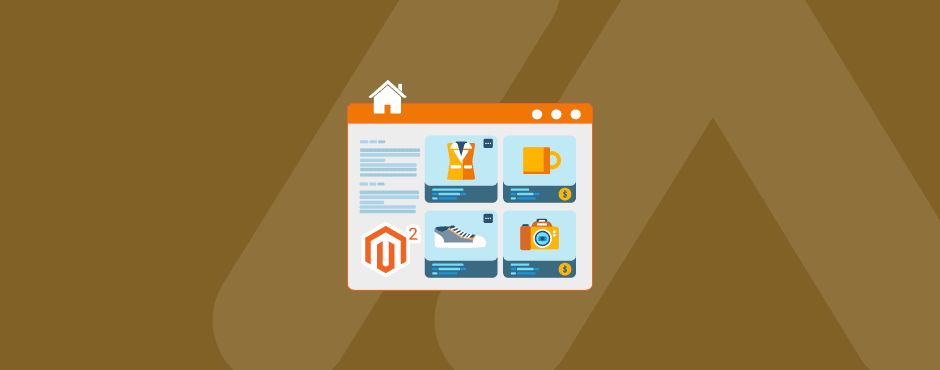 isplay Products on Homepage in Magento 2