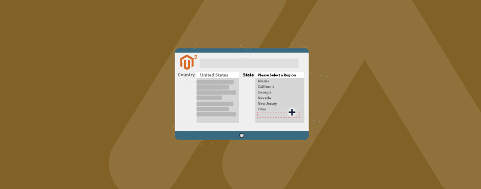 How to Add New Region for Specific Country in Magento 2