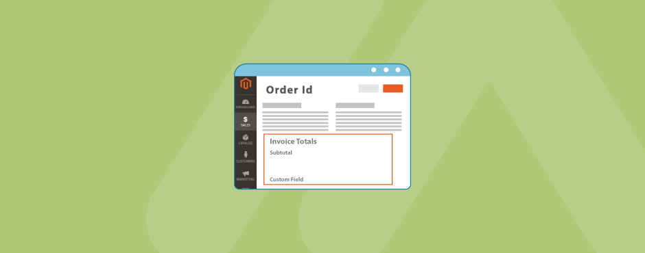 """How to Change Sequence of Custom Field Before """"Subtotal"""" in Magento 2"""
