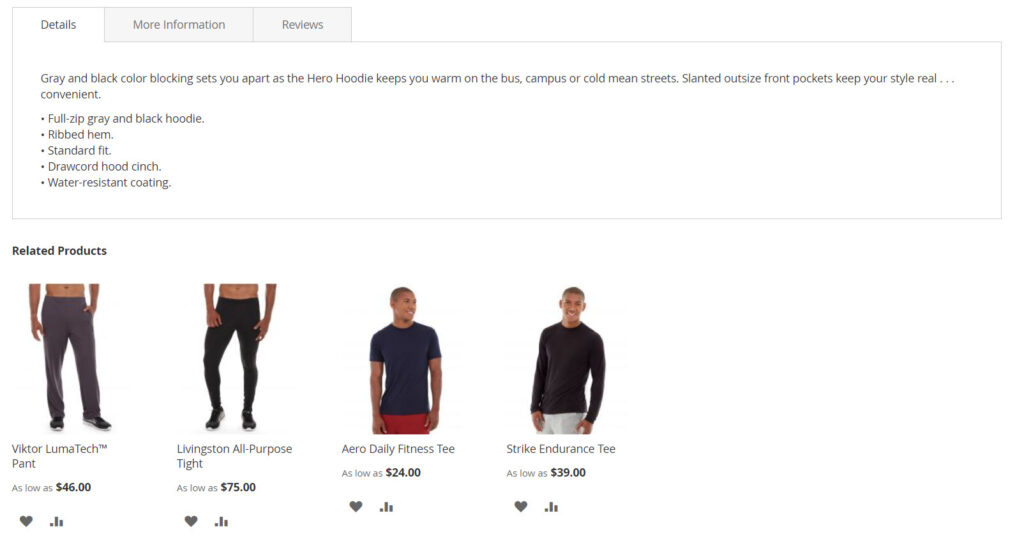 How to Move Related Products Above Product Tabs in Magento 2