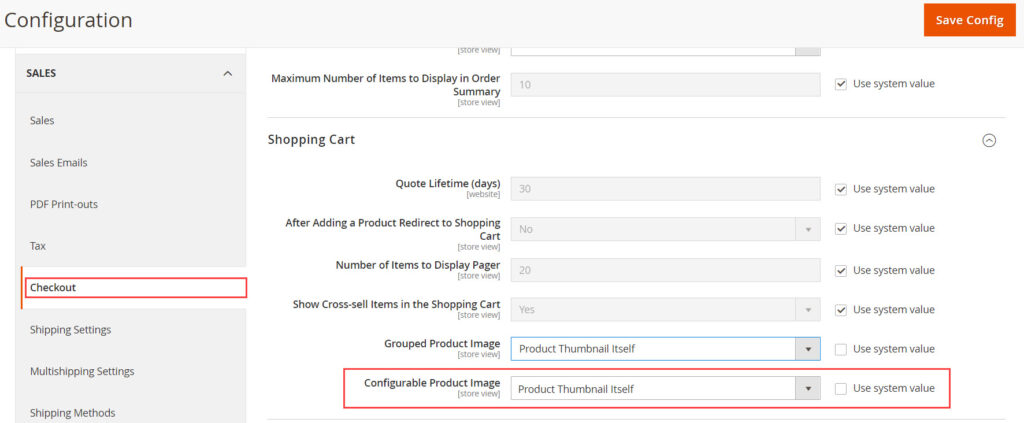How to Display Simple Product Image for Configurable Product Image in Magento 2 Mini Cart and Cart