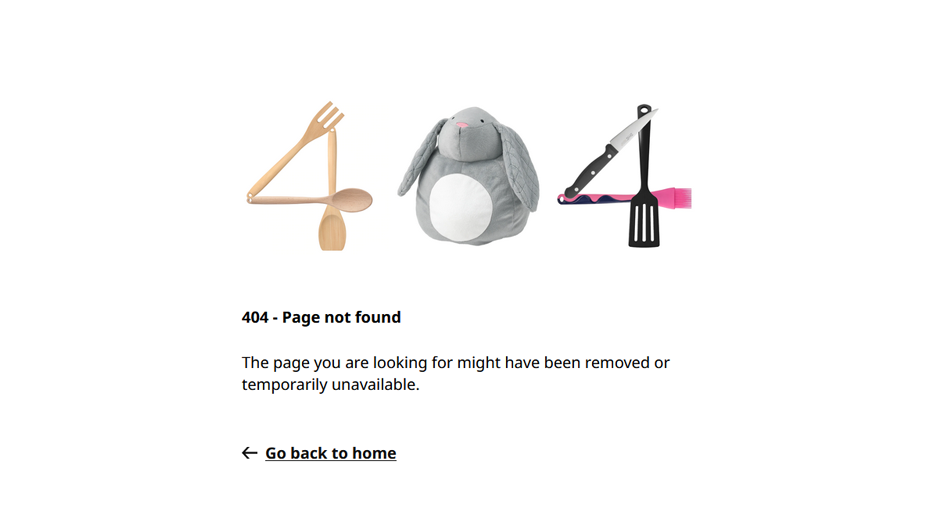 10 Best Creative 404 Pages Examples in E-Commerce [2021] 7