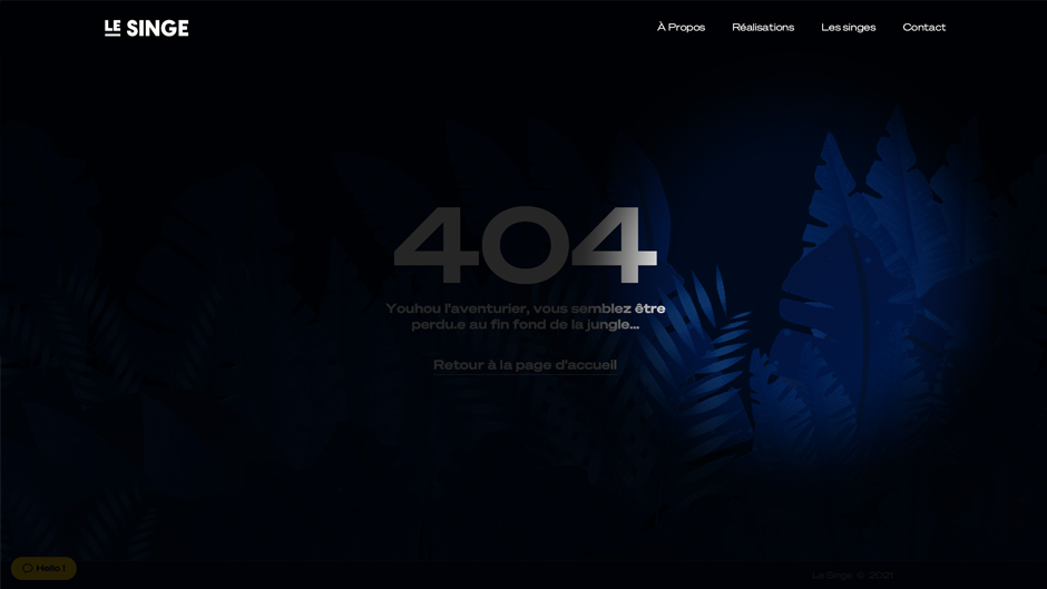 10 Best Creative 404 Pages Examples in E-Commerce [2021] 14
