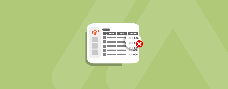 How to Remove Decimal From Quantity in Magento 2 Admin Product Grid
