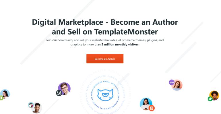 templatemonster-digital marketplace
