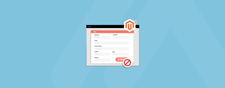 How to Disable Submit Button on Form Submission in Magento 2