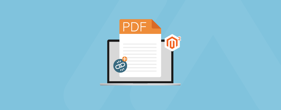 How to Add Hyperink in PDF File in Magento 2