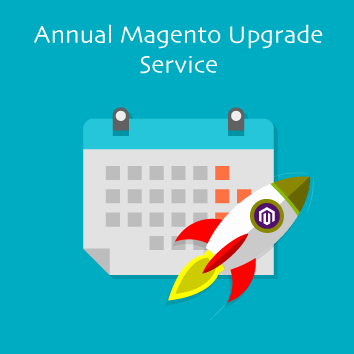 Annual Magento Upgrade Service Base Image