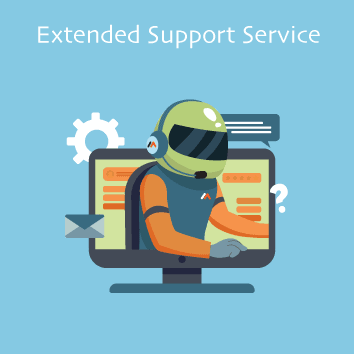Extended Support Service for Magento Extensions