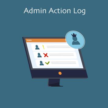 Magento 2 Admin Action Log by Meetanshi