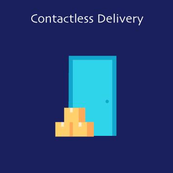Magento 2 Contactless Delivery Base Image
